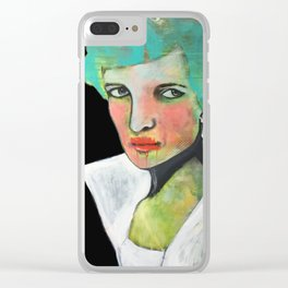 Happily ever after (Diana) Clear iPhone Case