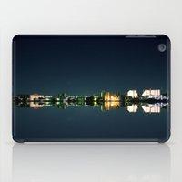 island iPad Cases featuring Island by riz lau