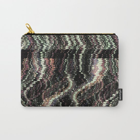 Woven Carry-All Pouch