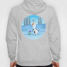 Olaf In Summer Hoody