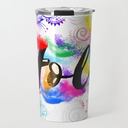 Holi Travel Mug