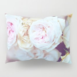 The Last Days of Spring - Old Roses IV Pillow Sham