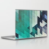 spires Laptop & iPad Skins featuring aqww hyx by Spires
