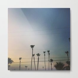 Palm Springs, California Metal Print