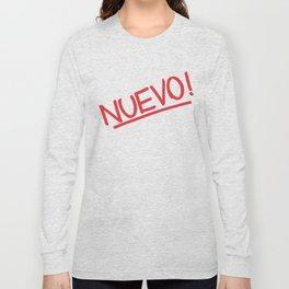 nuevo! Long Sleeve T-shirt
