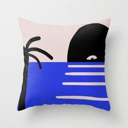 ocean trip 5 Throw Pillow