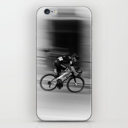 Cyclist iPhone Skin