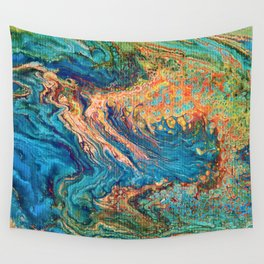 Fluid No. 05 Wall Tapestry