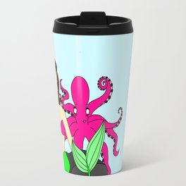 Girl Talk Travel Mug
