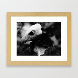 Do not forget what i have told! Framed Art Print