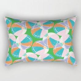 Jumbo Beach Balls Rectangular Pillow