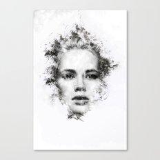 Woman Portrait Canvas Print