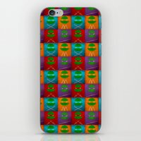 tmnt iPhone & iPod Skins featuring TMNT Collection by fabvalle