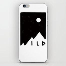 Wild Card iPhone Skin