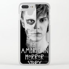 american horor story Clear iPhone Case