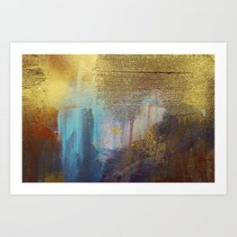 Moment of Peace Art Print