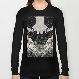 Starry Forest Long Sleeve T-shirt