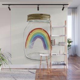 little rainbow Wall Mural