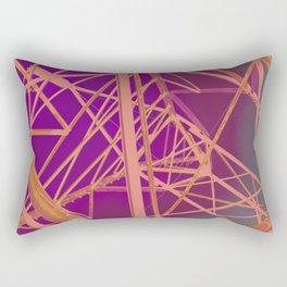 detract! Rectangular Pillow