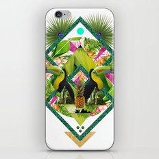 ▲ TROPICANA ▲ by KRIS TATE x BOHEMIAN BLAST iPhone & iPod Skin