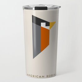 American Robin Travel Mug