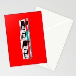 Toronto TTC Streetcar Stationery Cards