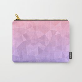 Pastel Ombre Carry-All Pouch