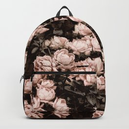 New Old Dreams - Rose Bush Pattern Backpack