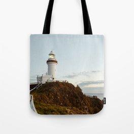 Byron Bay Lighthouse Tote Bag