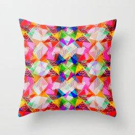 Remix Throw Pillow