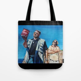The Big Lebowski - Donny's Ashes Tote Bag