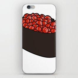 Ikura Gunkan iPhone Skin