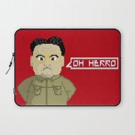 Kim Jong Il Laptop Sleeve