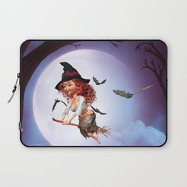Little Witch  Laptop Sleeve
