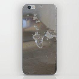 Water Fountain iPhone Skin