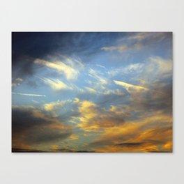 Solar Sails Canvas Print