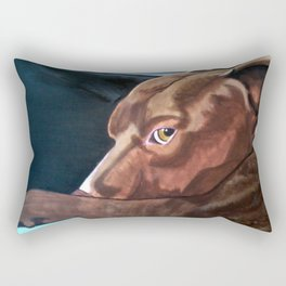 Beautiful Annabel Rectangular Pillow