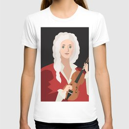 great italian classical music composer T-shirt