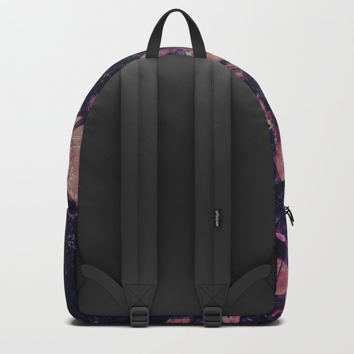 Abstract Geometric Background #15 Backpack