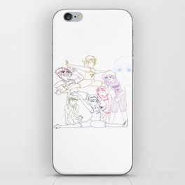 KuroDorks iPhone Skin