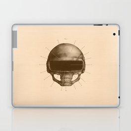 Anatomy of Daft Punk Laptop & iPad Skin