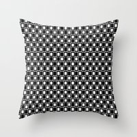 graphic design Throw Pillows featuring Graphic Design by ArtSchool