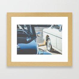Volvo Antique Framed Art Print