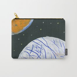 Europa and Io Carry-All Pouch