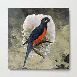 Bird 004 Metal Print