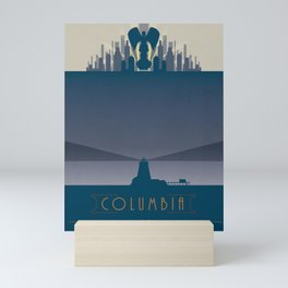 Bioshock Infinite: Columbia Mini Art Print