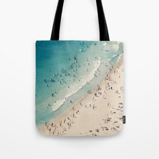 beach love V Tote Bag