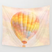 nursery Wall Tapestries featuring nursery 1 by Shannyn DeArment-Howard