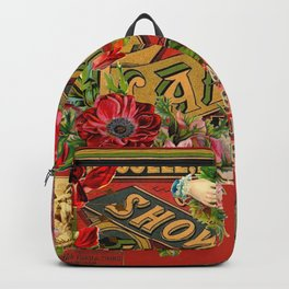 The Show Must Go On Backpack
