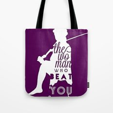 Beat You Tote Bag